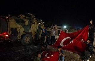 Suriye sınırına SMO sevkiyatı