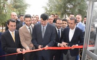 Şırnak'ta Toplum Ruh Sağlığı Merkezi açıldı