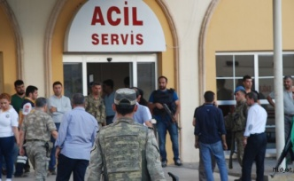 Dargeçitte PKK Saldırısı: 4 Polis Yaralı
