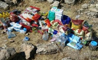 Dargeçit'te 12 PKK Sığınağı Ele Geçirildi