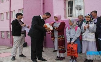 Siyer Sınavı'nda dereceye girenlere ödül, katkı sunanlara ise plaket verildi.