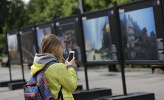 Moskova'da THY sergisi açıldı