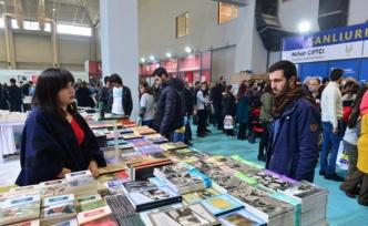 2. Ulusal Şanlıurfa Kitap Fuarı'na yoğun ilgi
