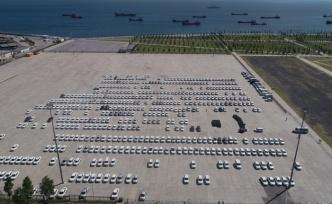 Yenikapı'da ihtiyaç fazlası olduğu iddiasıyla sergilenen araçlar