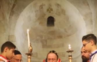Mardin Kırklar Kilisesi Noel - Mardin Artuklu