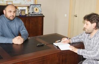 UDEF yönetim Kurulu Başkanı Mehmet Ali Bolat ile röportaj