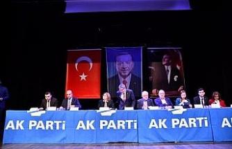 AK Parti Genişletilmiş İl Divan Toplantısı