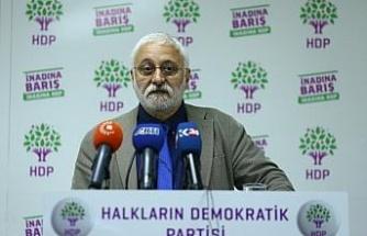 HDP Parti Sözcüsü Saruhan Oluç: