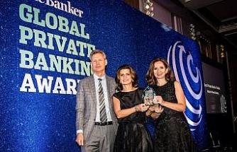 Akbank Private Banking bu yıl da Türkiye'nin en iyisi oldu
