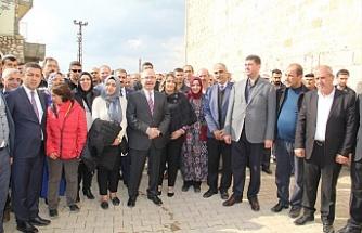 Midyat'ta Restorasyonu Tamamlanan Eserlerin Açılışı Yapıldı