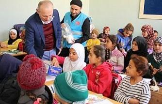 Suriye'ye bir destek de Albaraka Türk'ten