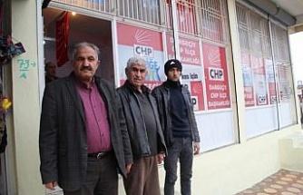 CHP Dargeçit ilçe teşkilatı istifa etti