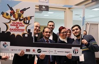 Global Game Jam Gaziantep'te başladı