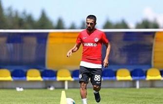 Gazişehir Gaziantep'te yeni sezon hazırlıkları