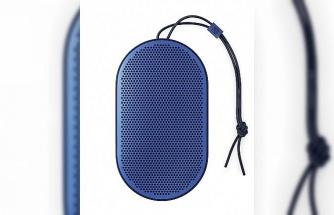 P2 Royal Blue bluetooth taşınabilir hoparlör n11.com'da