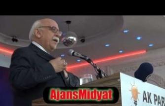 Bakan Nabi Avcı, Midyatlılara Fen Lisesi İçin müjde verdi