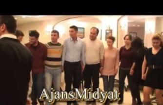 Midyat'ta Öğretmenler Gününde Eğlence - Matiat Otel - 24 Kasım 2014
