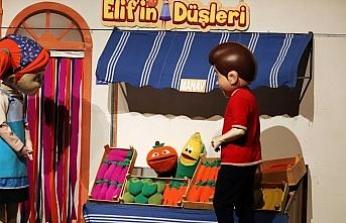 """""""Elif'in Düşleri"""" Mardinli çocuklarla buluştu"""