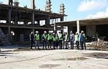 Derik Belediyesi yeni hizmet binası yeni yılda hizmete açılacak