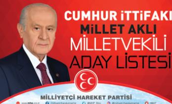 Mhp Mardin Milletvekili Aday Listesi Belli Oldu