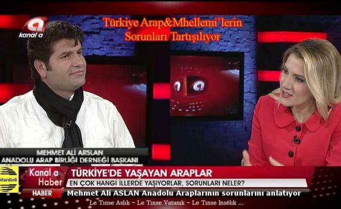 Anadolu Araplar Birliği İşte Haber Programına Konuk Oldu.