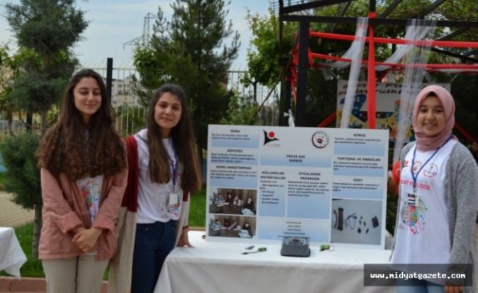 Midyat Fen Lisesinde Tübitak 4006 Etkinliği