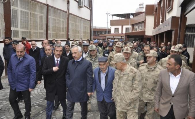 İçişleri Bakan Yardımcısı Mehmet Ersoy: