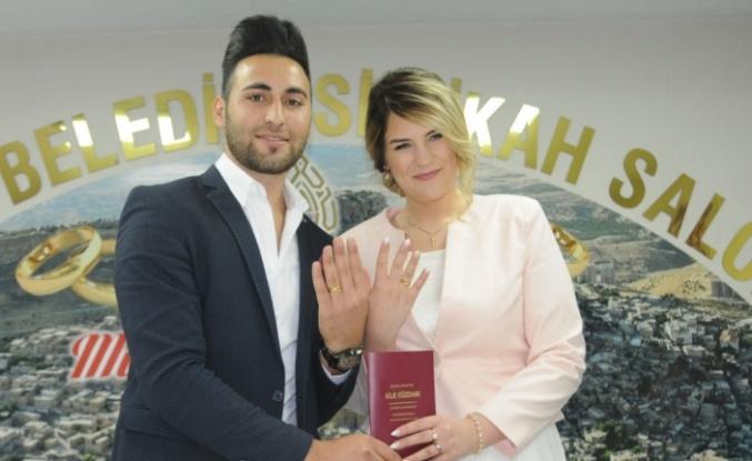 Mardin'e Polonyalı gelin