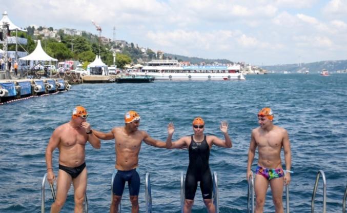 31. Samsung Boğaziçi Kıtalararası Yüzme Yarışı'na doğru