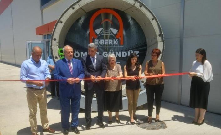 E-Berk Ömer Gündüz Ar-Ge Merkezi açıldı