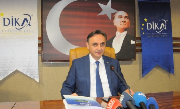 Terörden zarar gören 7 ilçeye 12 milyon lira kaynak
