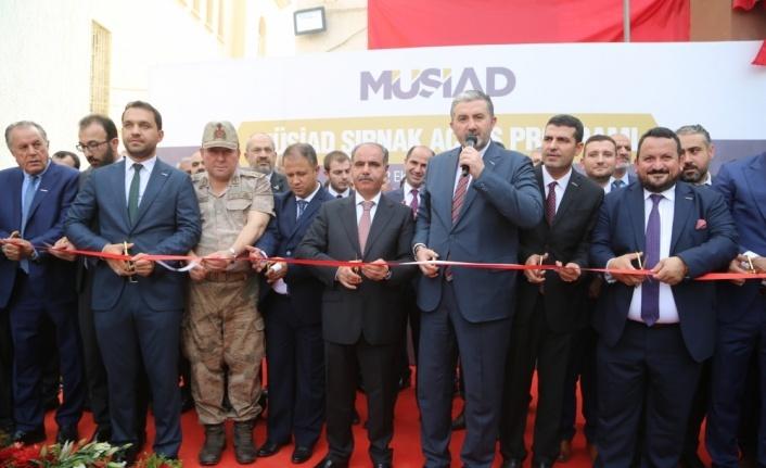 MÜSİAD, Silopi'de il temsilciliği açtı