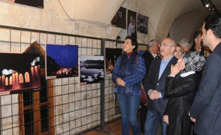 Masal Şehri Mardin Sergisi Açıldı