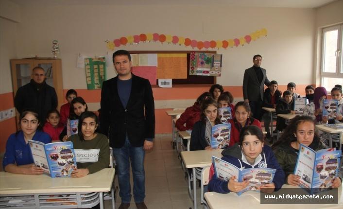 Köy Okulunda Yarışma